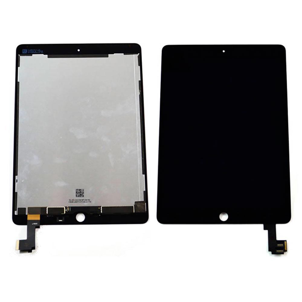 Купить Дисплей с тачскрином (черный, оригинал) для iPad Air 2