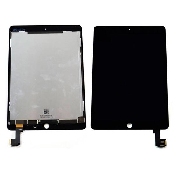 Дисплей с тачскрином (черный, оригинал) для iPad Air 2