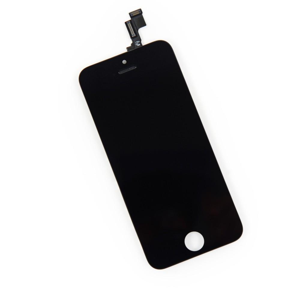 Купить Дисплей с тачскрином (Black) для iPhone 5S (AAA-копия)