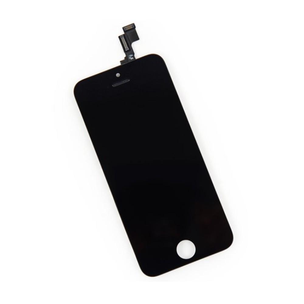 Купить Дисплей с тачскрином (оригинал, черный) для iPhone SE