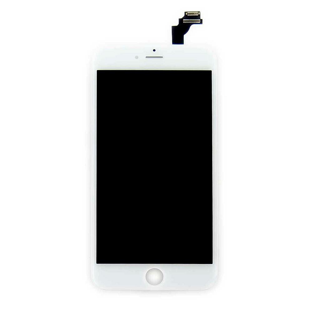 Дисплей с тачскрином (оригинал, белый) для iPhone 6 Plus