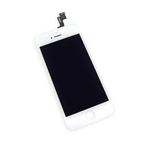Купить Дисплей с тачскрином (оригинал, белый) для iPhone SE