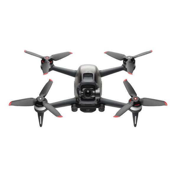 Квадрокоптер (дрон) с камерой DJI FPV Combo UA