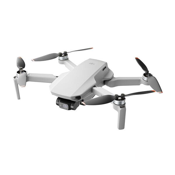 Квадрокоптер (дрон) с камерой DJI Mini 2 Fly More Combo