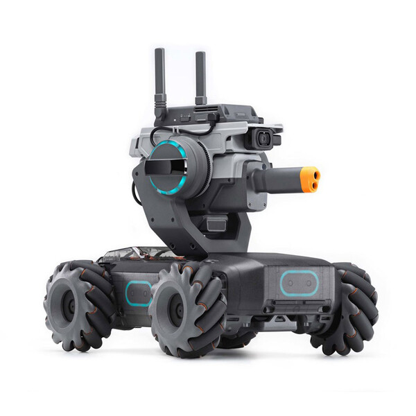 Робот-танк DJI RoboMaster S1