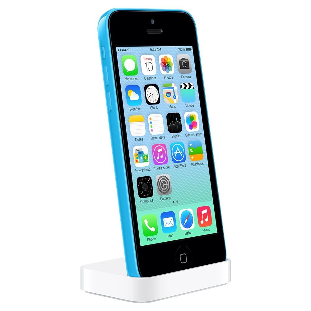 Док-станция Apple для iPhone 5C