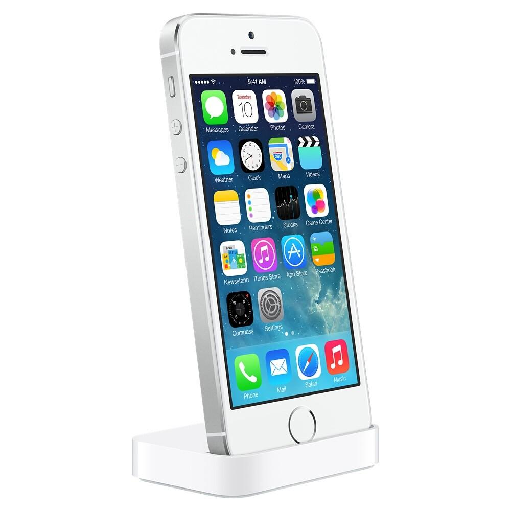Док-станция Apple для iPhone 5S/5 (MF030ZM/A)