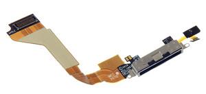 Купить Шлейф с разъемом зарядки для iPhone 4