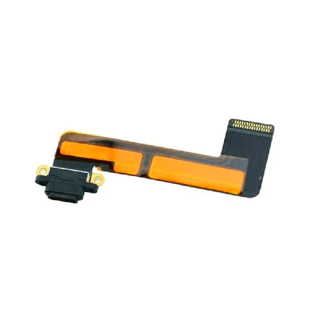 Черный нижний шлейф для iPad mini