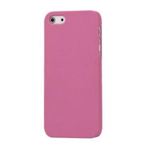 Купить Пластиковый розовый чехол Dots для iPhone 5/5S/SE