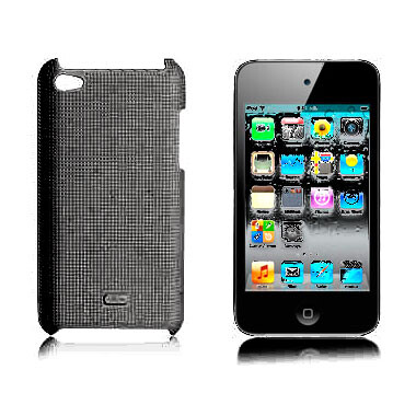 Чехол oneLounge Dotted Black для iPod Touch 4