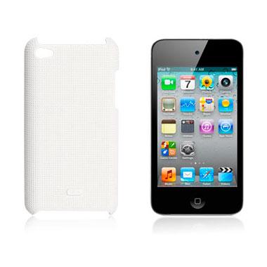 Чехол iLoungeMax Dotted White для iPod Touch 4