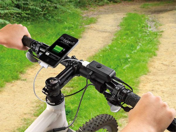 Велосипедное зарядное устройство USB для iPhone/iPod