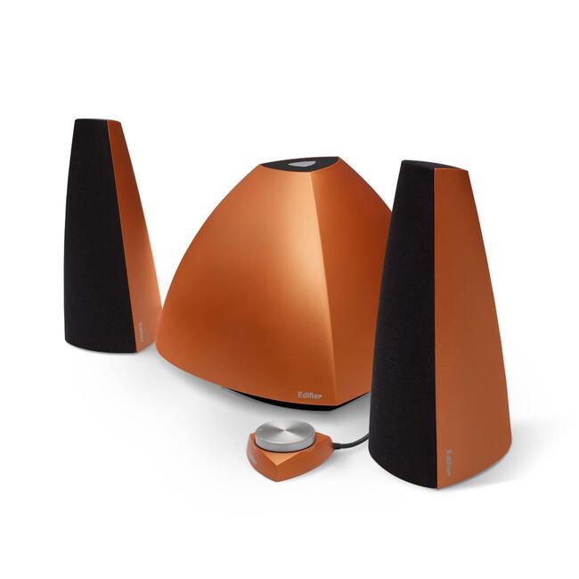 Акустическая система Edifier Prisma Bluetooth e3350 Gold