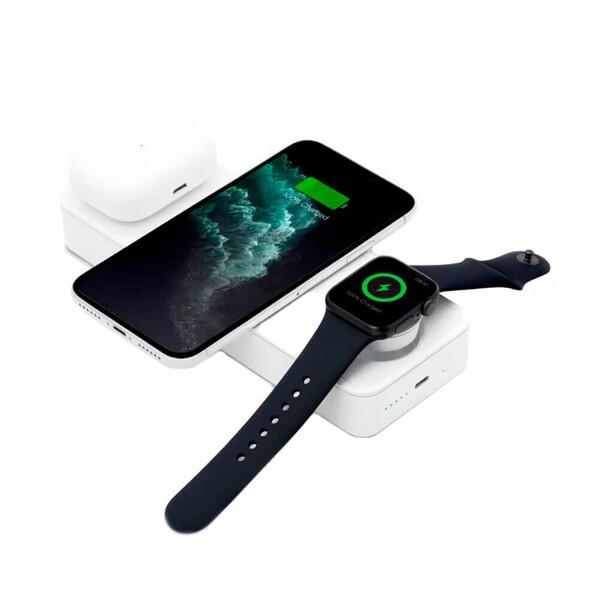 Внешний аккумулятор с беспроводной зарядкой EGGTRONIC Power Bar USB-C Wireless Power Bank 10000 mAh