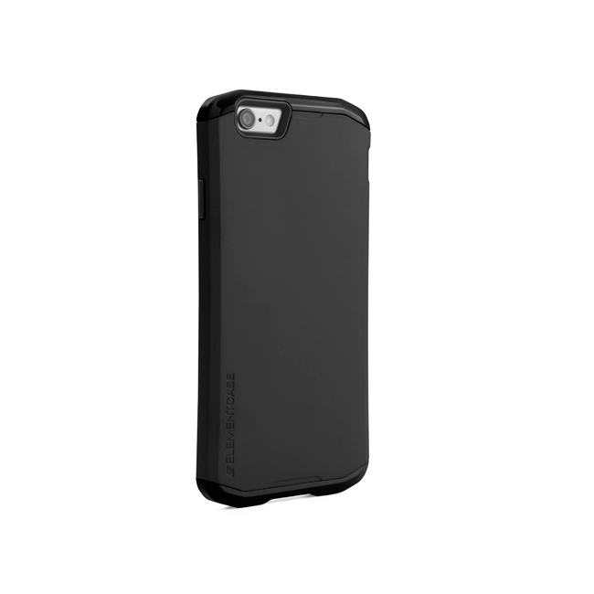 Чехол Element Case Aura Black для iPhone 6/6s Plus