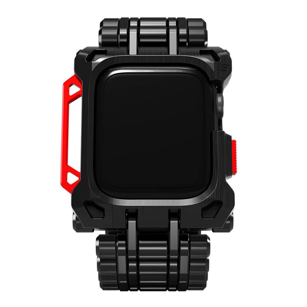 Чехол-ремешок Element Case Black Ops для Apple Watch 44mm Series SE   6   5   4