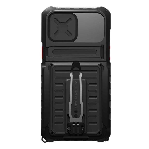 Противоударный чехол Element Case Black OPS X3 для iPhone 12   12 Pro