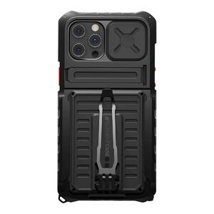 Купить Противоударный чехол Element Case Black OPS X3 для iPhone 12 Pro Max