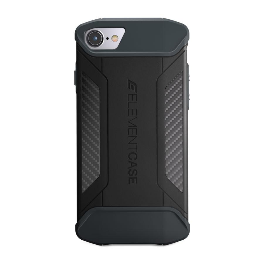 sports shoes 5d2c1 5b727 Чехол Element Case CFX Black для iPhone 7/8