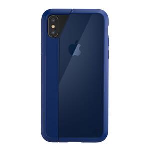 Купить Противоударный чехол Element Case ILLUSION Blue для iPhone XS Max