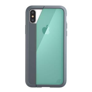 Купить Противоударный чехол Element Case ILLUSION Green для iPhone XS Max