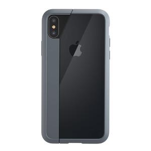Купить Противоударный чехол Element Case ILLUSION Grey для iPhone XS Max