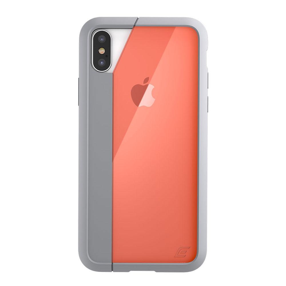 Купить Противоударный чехол Element Case ILLUSION Orange для iPhone XS Max