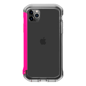 Купить Противоударный бампер Element Case Rail Clear | Flamingo Pink для iPhone 11 Pro