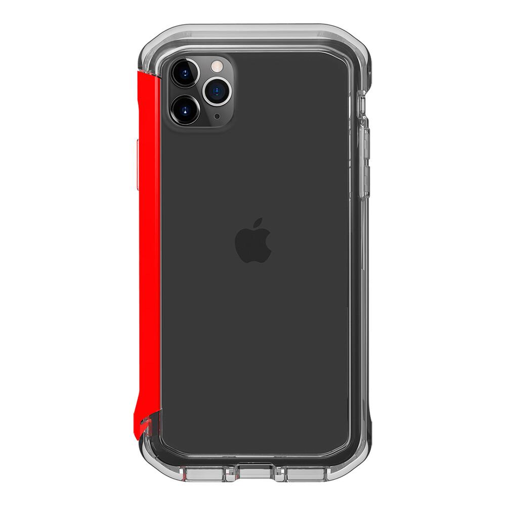 Противоударный бампер Element Case Rail Clear | Red для iPhone 11 Pro