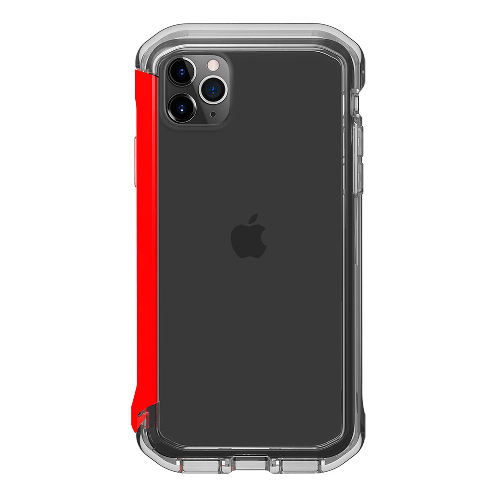 Купить Противоударный бампер Element Case Rail Clear   Red для iPhone 11 Pro