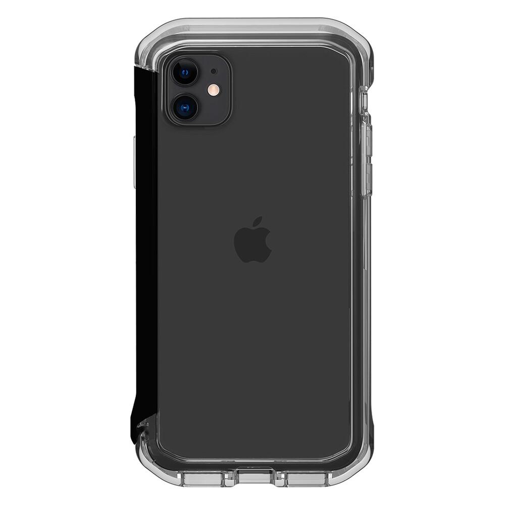 Противоударный бампер Element Case Rail Clear | Black для iPhone 11