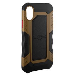 Купить Противоударный чехол Element Case Recon Coyote для iPhone X/XS