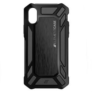 Купить Противоударный чехол Element Case ROLL CAGE Black для iPhone X/XS