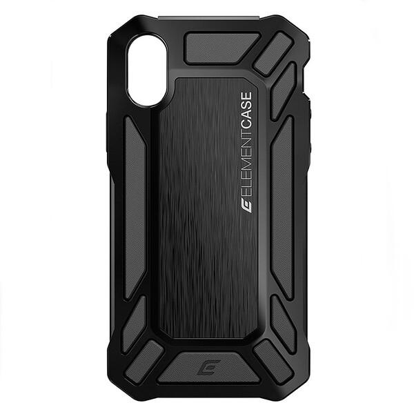 Противоударный чехол Element Case ROLL CAGE Black для iPhone X   XS