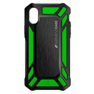 Купить Противоударный чехол Element Case ROLL CAGE Green для iPhone X/XS