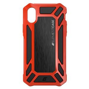 Купить Противоударный чехол Element Case ROLL CAGE Red для iPhone X