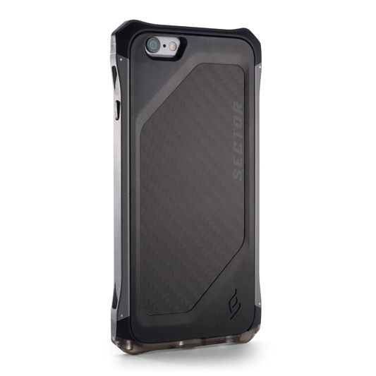 Чехол Element Case Sector Gun Metal Black для iPhone 6/6s
