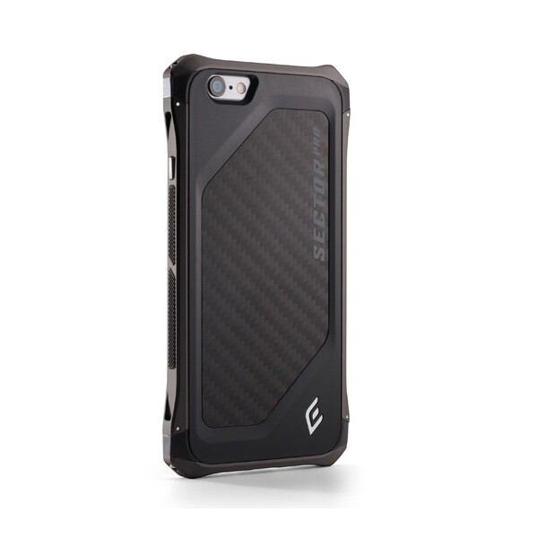 Чехол Element Case Sector Pro Black для iPhone 6/6s