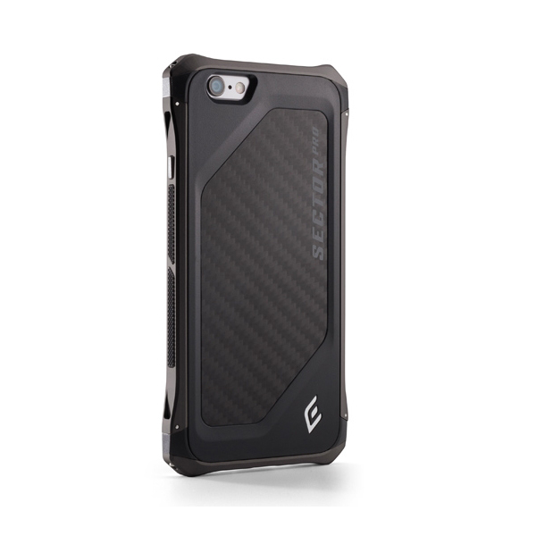 Чехол Element Case Sector Pro Black для iPhone 6/6s