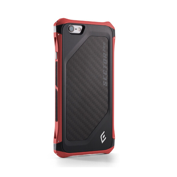 Чехол Element Case Sector Pro Fire Red для iPhone 6/6s