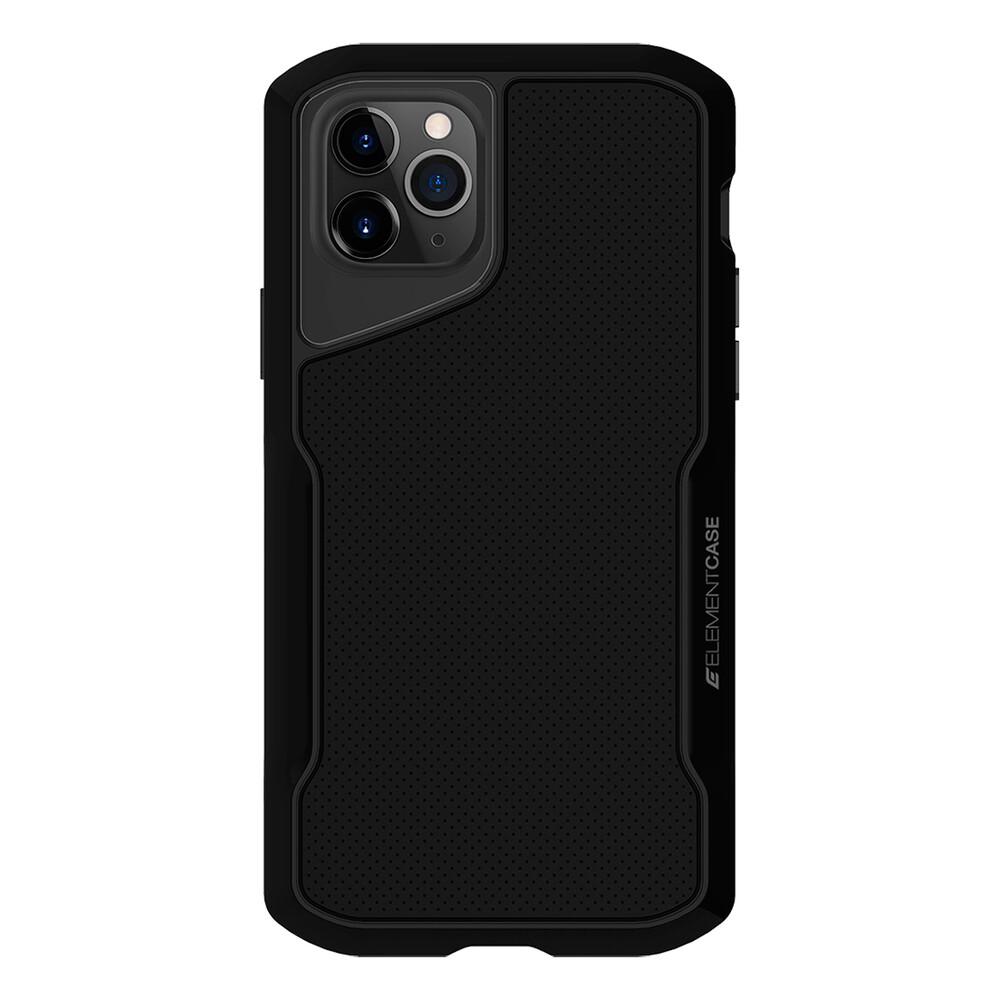 Противоударный чехол Element Case Shadow Black для iPhone 11 Pro