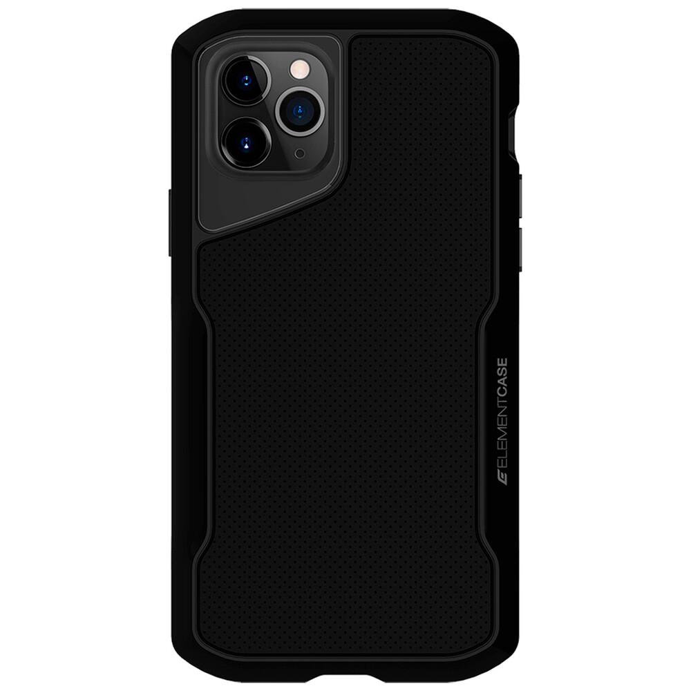Противоударный чехол Element Case Shadow Black для iPhone 11 Pro Max