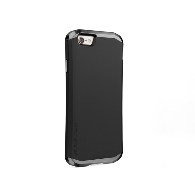 Чехол Element Case Solace II Black для iPhone 6/6s Plus