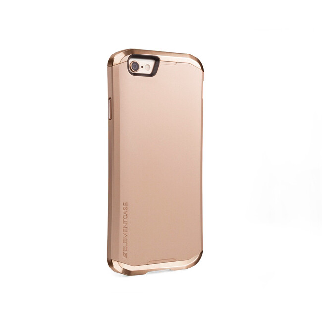 Чехол Element Case Solace II Gold для iPhone 6/6s