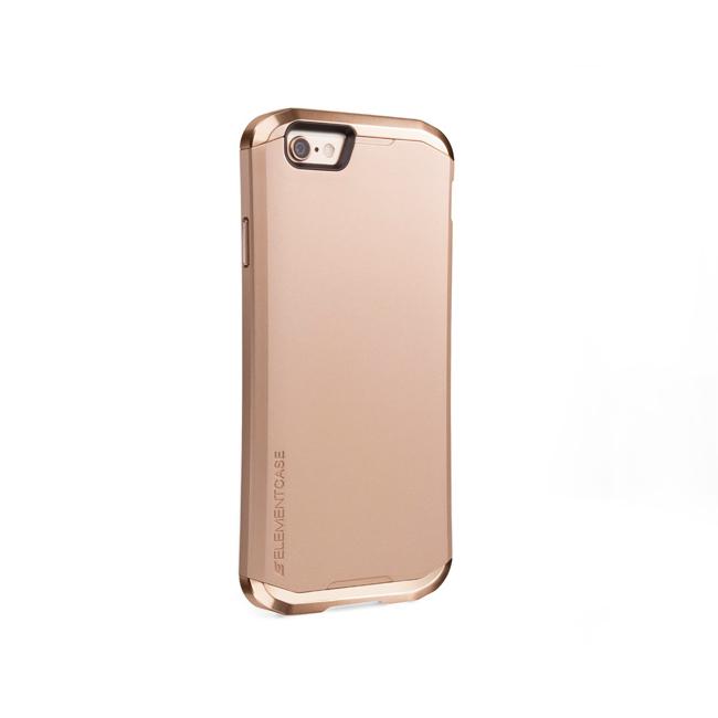 Чехол Element Case Solace II Gold для iPhone 6/6s