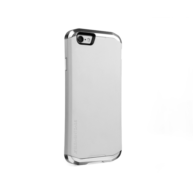 Чехол Element Case Solace II Silver для iPhone 6/6s Plus
