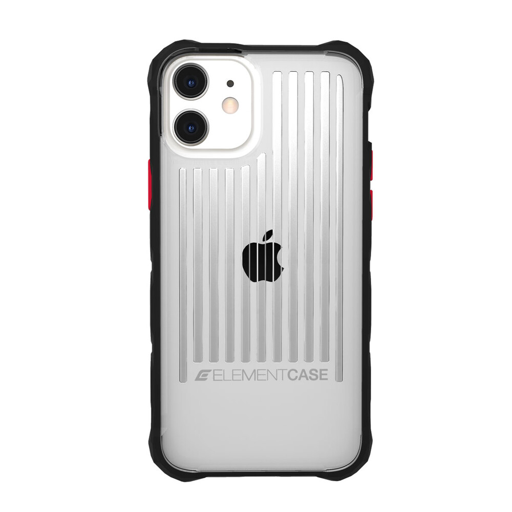 Купить Противоударный чехол Element Case Special OPS Clear/ Black для iPhone 12   12 Pro