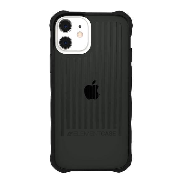 Противоударный чехол Element Case Special OPS Smoke/ Black для iPhone 12   12 Pro
