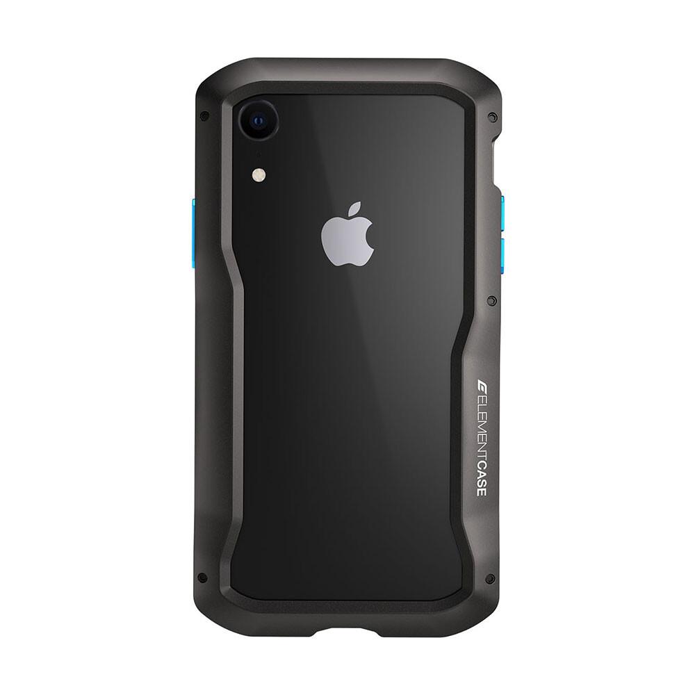 Противоударный чехол Element Case VAPOR-S Black для iPhone XR